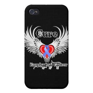 Del corazón alas también - cáncer del esófago de l iPhone 4 fundas