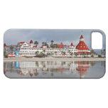 Del Coronado - Coronado, California del hotel iPhone 5 Case-Mate Carcasas