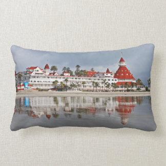 Del Coronado del hotel - horizonte de San Diego - Cojín
