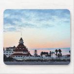 Del Coronado Sunset Mousepads