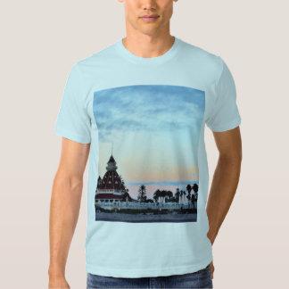 Del Coronado Sunset T Shirt