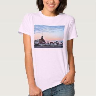 Del Coronado Sunset T-shirt