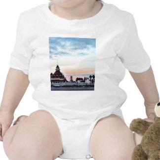Del Coronado Sunset Tee Shirts