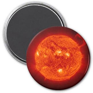 ~ del ~ de THE SUN (Sistema Solar del espacio Imán Redondo 7 Cm
