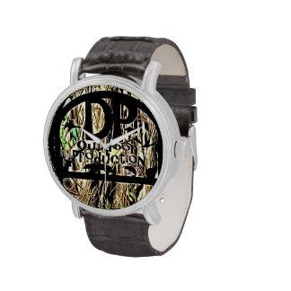 Del DP reloj con clase al aire libre