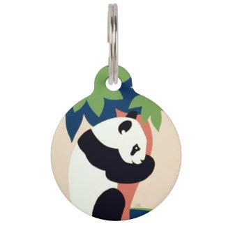 "Del ""el mascota de encargo parque zoológico de placa de mascota"