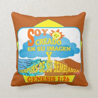 © del En Su Imagen© de pillowKOZ06_1616spa_Creado Cojín Decorativo