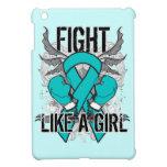 Del escleroderma lucha ultra como un chica iPad mini coberturas