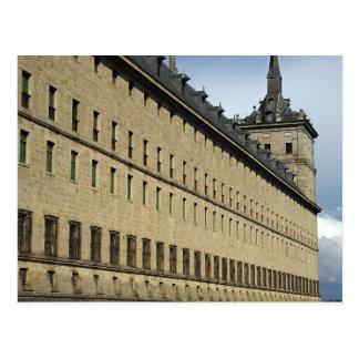 Del Escorial de Monasterio de San Lorenzo Tarjeta Postal