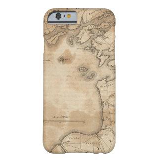 Del este. Extremo del lago Ontario Funda De iPhone 6 Barely There