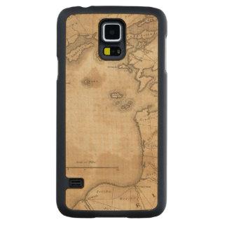 Del este. Extremo del lago Ontario Funda De Galaxy S5 Slim Arce
