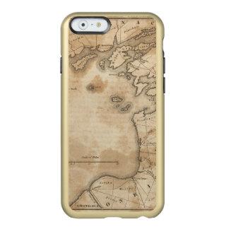 Del este. Extremo del lago Ontario Funda Para iPhone 6 Plus Incipio Feather Shine
