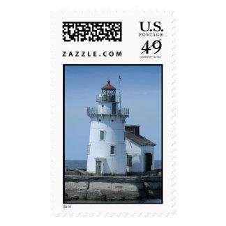 Del faro de los E.E.U.U. sello para siempre