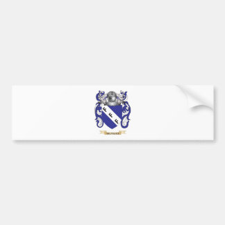 Del Felice Coat of Arms Bumper Stickers