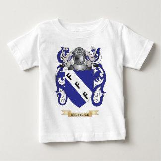 Del Felice Coat of Arms Infant T-shirt