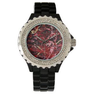~ del FLASH del RELÁMPAGO (un diseño del arte Relojes De Pulsera