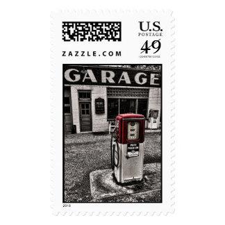 Del garaje de los E.E.U.U. sello para siempre