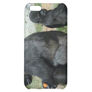 Del gorila del tiempo caso del iPhone 4 hacia fuer
