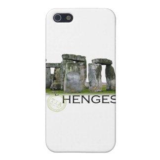 Del Henges iPhone 5 Funda