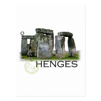Del Henges Postales