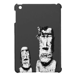 Del iPad de piedra de dos mini caso cabezas los E iPad Mini Carcasas