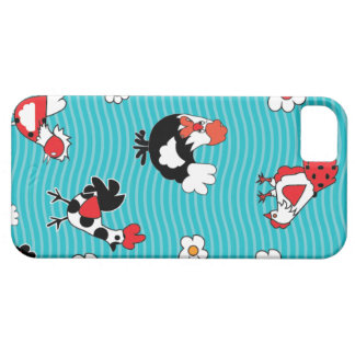 Del iPhone del pollo caso SE y 5/5S iPhone 5 Funda