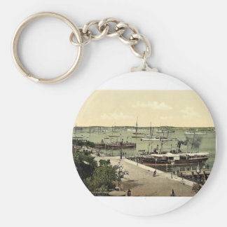 Del jardín del mar, el puerto, Kiel, Schleswig-H Llaveros Personalizados