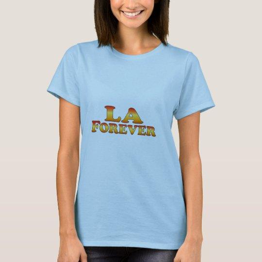 Del LA ropa para siempre - solamente Playera