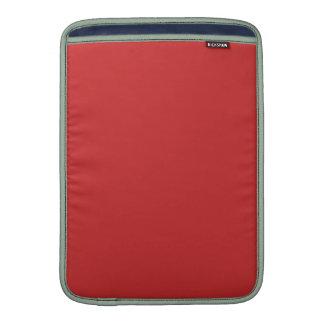 ~ del MANGO (un color con sabor a fruta del Funda Para Macbook Air