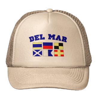 Del Mar Trucker Hat