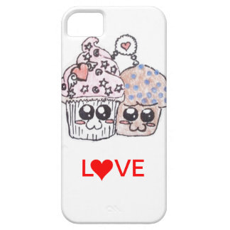 del mollete y de la magdalena del amor caso del iPhone 5 carcasas