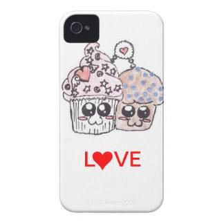 del mollete y de la magdalena del amor caso del iPhone 4 funda