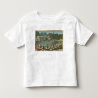 Del Monte, CA - The Roman Plunge at Hotel T Shirt