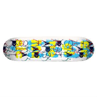 ® del motor de la música patines personalizados