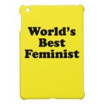 Del mundo la feminista mejor iPad mini cobertura