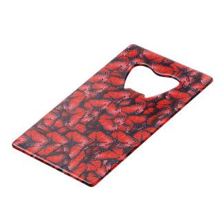 del negro texturas rojas buterfly