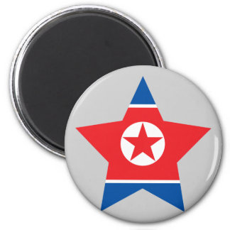 Del norte+Estrella de Corea Iman