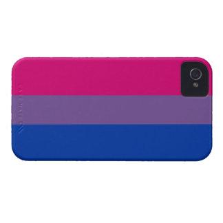 Del orgullo caso bisexual del iPhone 4 de There™ a iPhone 4 Carcasas