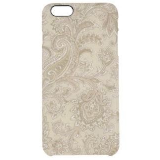 Del oro del iPhone caja de la desviación Funda Clearly™ Deflector Para iPhone 6 Plus De Unc