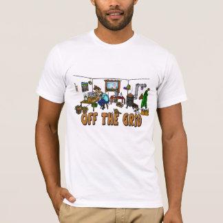 ¡Del personalizar de la camiseta de la cabaña del