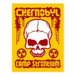 """Del """"postal cráneo del estroncio"""" de Chernóbil [or"""