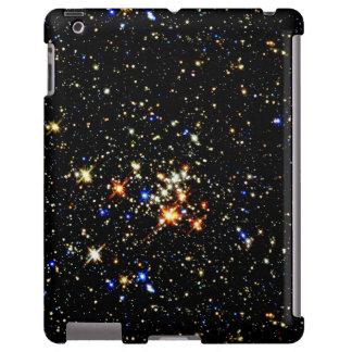 ~ del racimo del Quintuplet (espacio exterior) Funda Para iPad