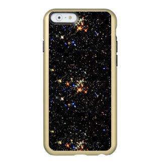 ~ del racimo del Quintuplet (espacio exterior) Funda Para iPhone 6 Plus Incipio Feather Shine