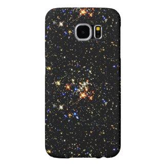 ~ del racimo del Quintuplet (espacio exterior) Fundas Samsung Galaxy S6
