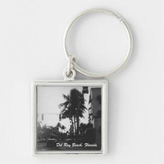 Del Ray Beach, Florida Photo Key chain