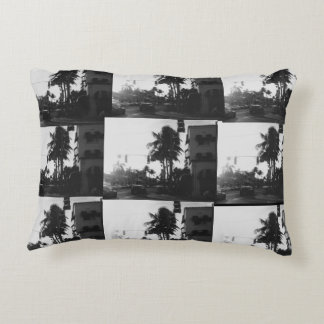 Del Ray Beach, Florida Photo Pillow Accent Pillow