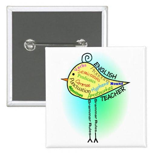 """Del """"regalos pájaro de la gramática"""" del profesor  pins"""
