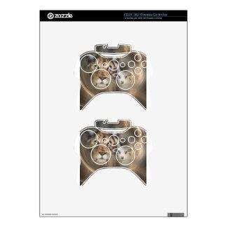 """Del """"regalos religiosos Jesús del christion Mando Xbox 360 Calcomanía"""