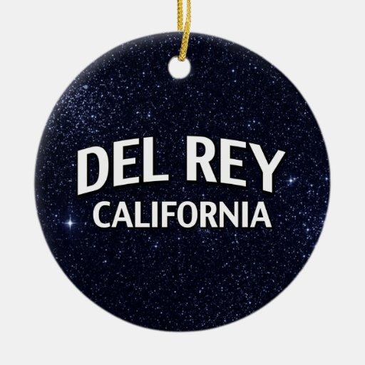 Del Rey California Ornamentos De Reyes Magos