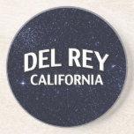 Del Rey California Posavasos Personalizados